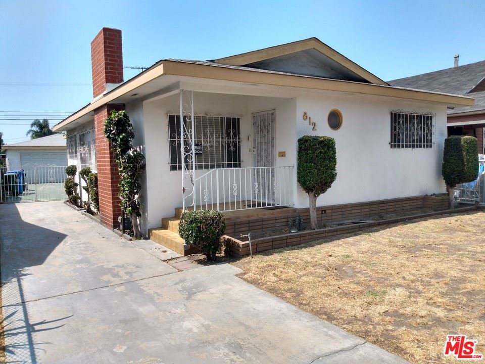812 E 43Rd Place, Los Angeles, CA 90011 - MLS#: 21765714