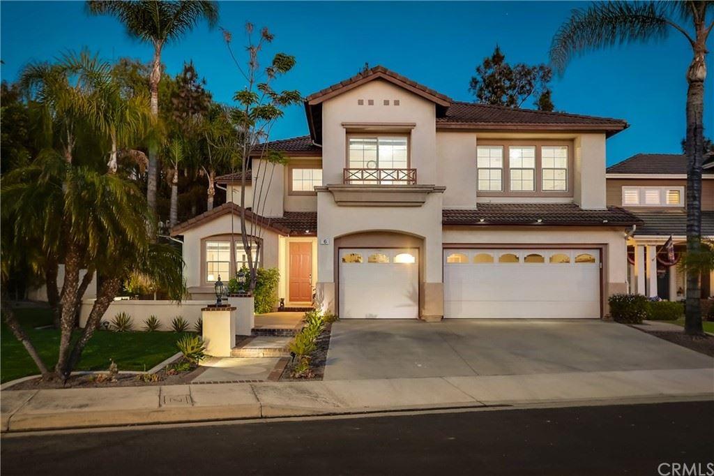 6 Hillside Drive, Rancho Santa Margarita, CA 92688 - MLS#: OC21136714