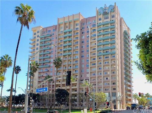Photo of 488 E Ocean Boulevard #1708, Long Beach, CA 90802 (MLS # PW21045715)
