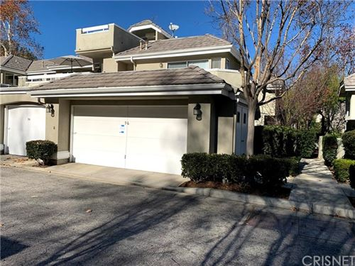 Photo of 23965 Arroyo Park Drive #96, Valencia, CA 91355 (MLS # SR21056715)