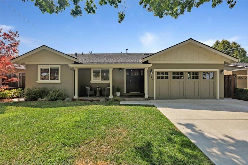 831 Mango Avenue, Sunnyvale, CA 94087 - MLS#: ML81855715