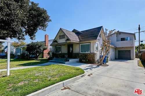Photo of 1164 S Lucerne Boulevard, Los Angeles, CA 90019 (MLS # 21706716)