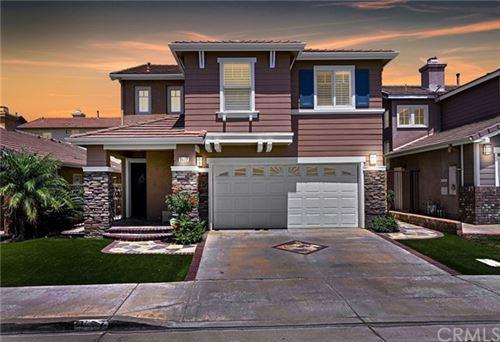 Photo of 3627 Woodpecker Street, Brea, CA 92823 (MLS # PW21097716)