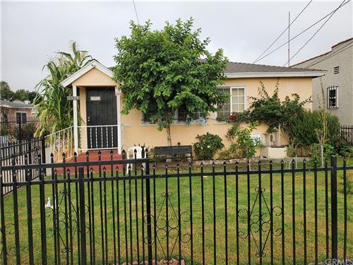 Photo of 10513 Burin Avenue, Inglewood, CA 90304 (MLS # PW21185716)
