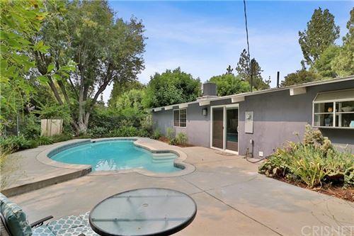 Tiny photo for 4954 Rigoletto Street, Woodland Hills, CA 91364 (MLS # SR20185716)