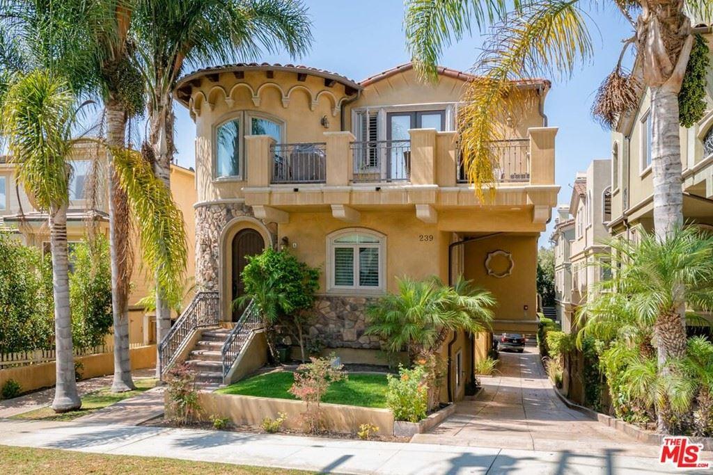 239 S Irena Avenue #B, Redondo Beach, CA 90277 - MLS#: 21781716
