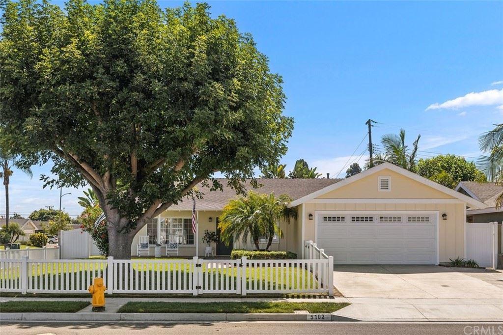 5102 Quail Circle, Huntington Beach, CA 92649 - MLS#: OC21197716