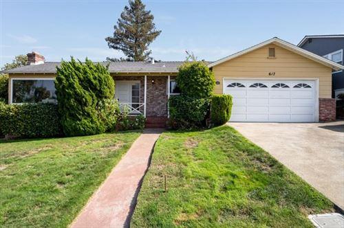 Photo of 617 Hobart Avenue, San Mateo, CA 94402 (MLS # ML81811717)