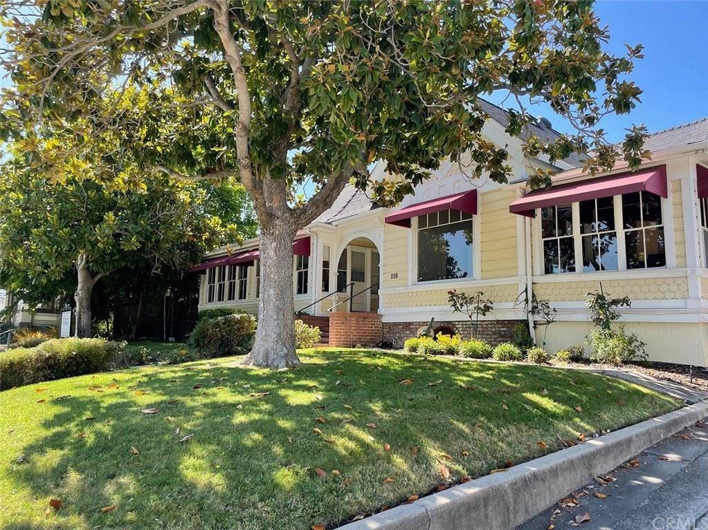 Photo of 1118 Palm Street, San Luis Obispo, CA 93401 (MLS # SC21197717)