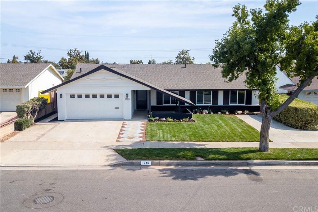 1246 E Quincy Avenue, Orange, CA 92867 - MLS#: PW21128718