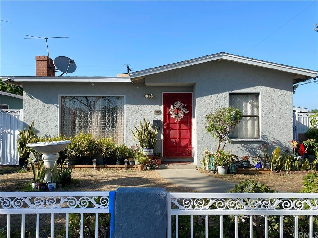 3141 E Sawyer Street, Long Beach, CA 90805 - MLS#: PW21194718