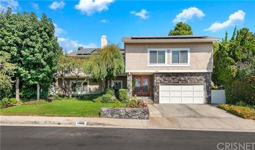 Photo of 17669 Orna Drive, Granada Hills, CA 91344 (MLS # SR20200719)