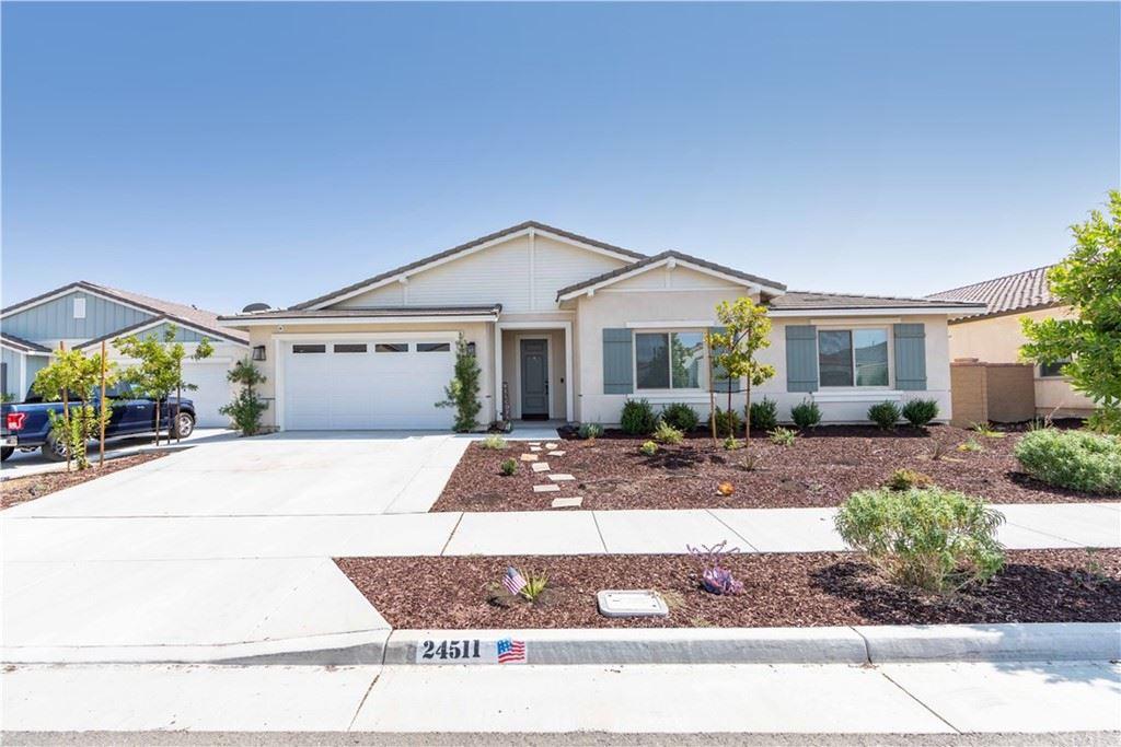 24511 Whispering Pines Circle, Menifee, CA 92584 - MLS#: SW21177719
