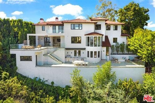 Photo of 1280 Angelo Drive, Beverly Hills, CA 90210 (MLS # 21775720)