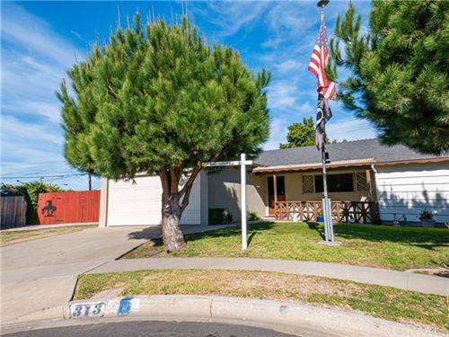 Photo of 313 S Ethyl Place, Anaheim, CA 92804 (MLS # PW21010720)