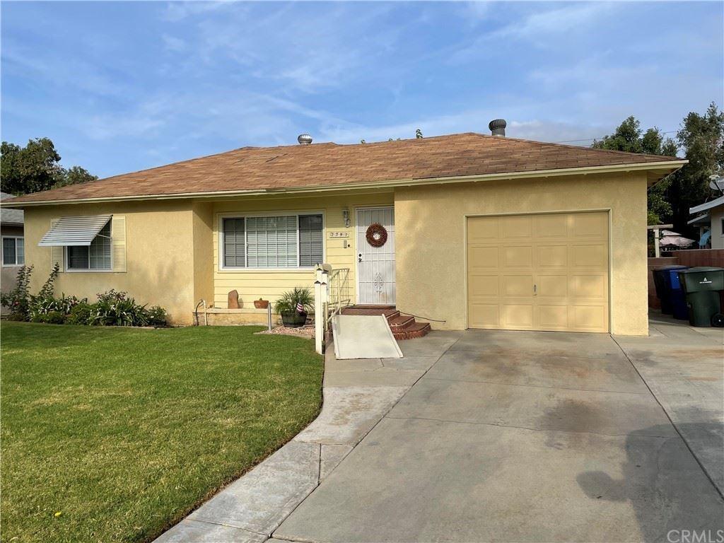 7741 Willow Avenue, Riverside, CA 92504 - MLS#: EV21234720