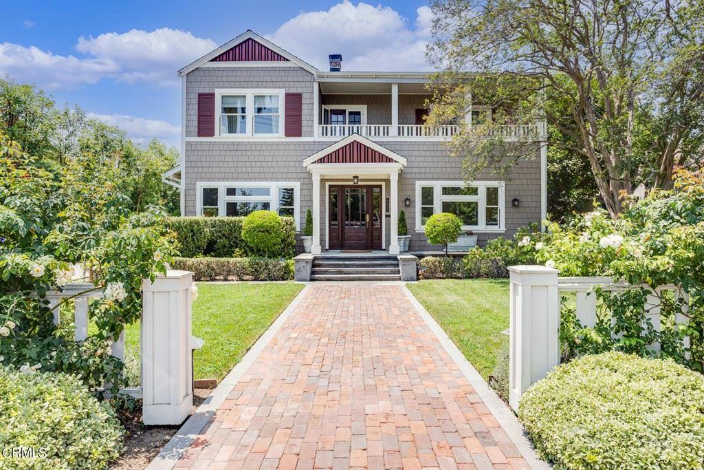 6413 N Vista Street, San Gabriel, CA 91775 - MLS#: P1-5720