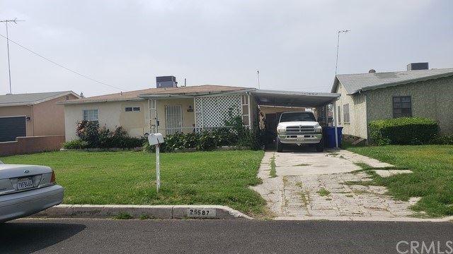 25587 Walker Street, San Bernardino, CA 92404 - MLS#: EV19129721