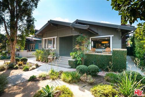 Photo of 1531 N Sierra Bonita Avenue, Los Angeles, CA 90046 (MLS # 21683722)