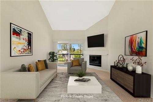 Photo of 21550 Burbank Boulevard #307, Woodland Hills, CA 91367 (MLS # SR21159722)