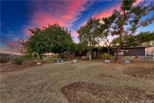 Photo of 33889 Acton Canyon Road, Acton, CA 93510 (MLS # SR21190722)