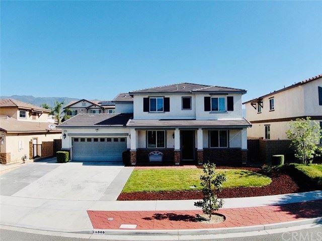 16040 Cascade Drive, Fontana, CA 92336 - MLS#: CV20087722