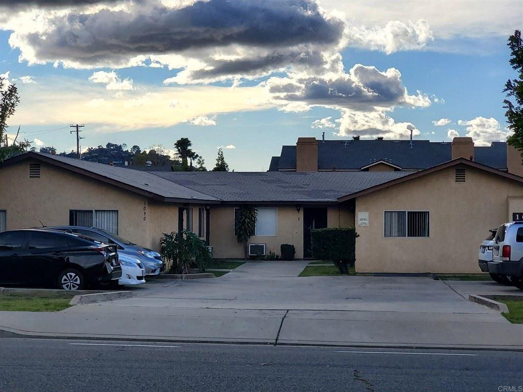 1090 S Mollison Avenue, El Cajon, CA 92020 - MLS#: PTP2101722