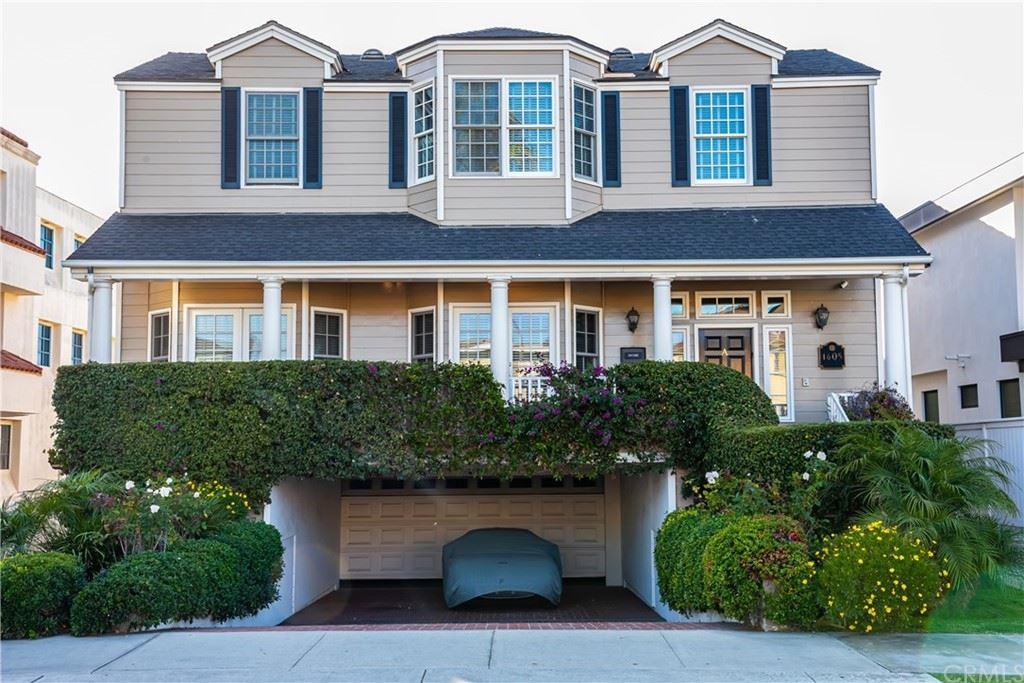 1605 S Catalina Avenue #C, Redondo Beach, CA 90277 - MLS#: SB21230722