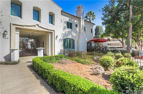 Photo of 188 S Sierra Madre Boulevard #13, Pasadena, CA 91107 (MLS # SR20235723)