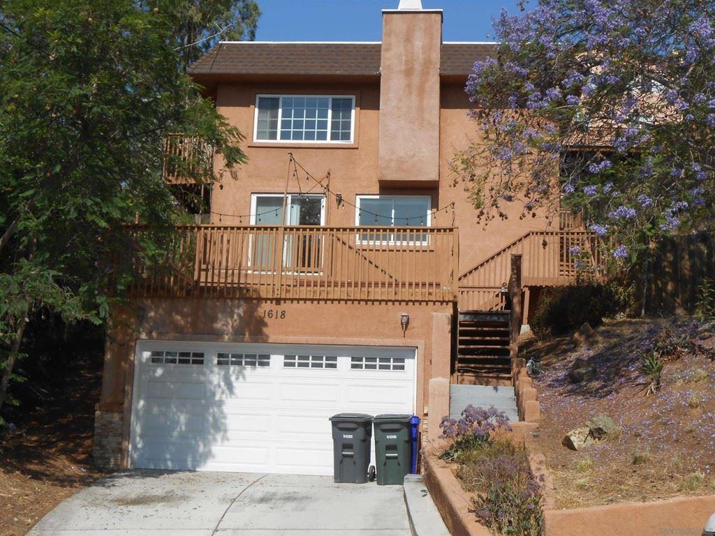 1618 San Miguel, Spring Valley, CA 91977 - MLS#: 210024723