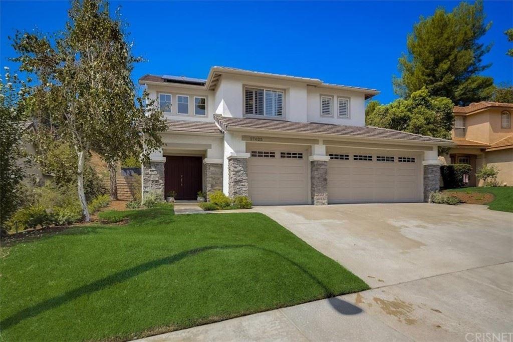27625 Ron Ridge Drive, Santa Clarita, CA 91350 - MLS#: SR21196723