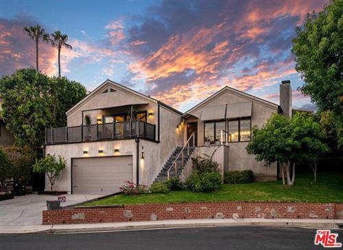 Photo of 16625 Marquez Terrace, Pacific Palisades, CA 90272 (MLS # 20606724)