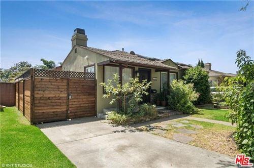 Photo of 11156 Lindblade Street, Culver City, CA 90230 (MLS # 20645724)