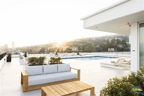 Photo of 1100 Alta Loma Road #1005, West Hollywood, CA 90069 (MLS # 21697724)