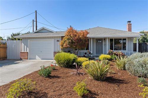 Photo of 623 Madrone Avenue, Sunnyvale, CA 94085 (MLS # ML81863724)