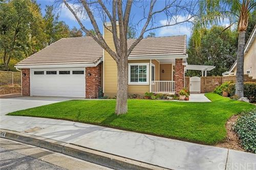 Photo of 23904 Clayton Court, Valencia, CA 91354 (MLS # SR20062724)
