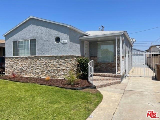 1615 W 108Th Street, Los Angeles, CA 90047 - #: 21739724