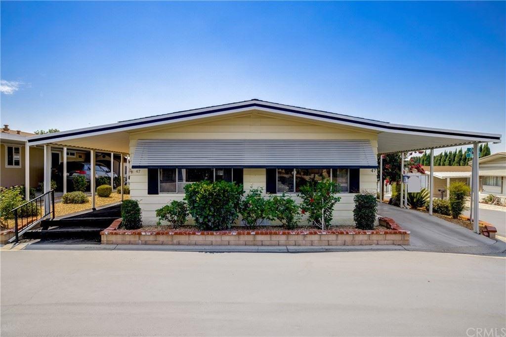 11730 Whittier blvd #47, Whittier, CA 90601 - MLS#: EV21173724