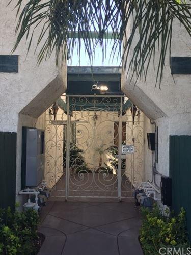 Photo of 5307 N Barranca Avenue #L, Covina, CA 91722 (MLS # CV20242725)