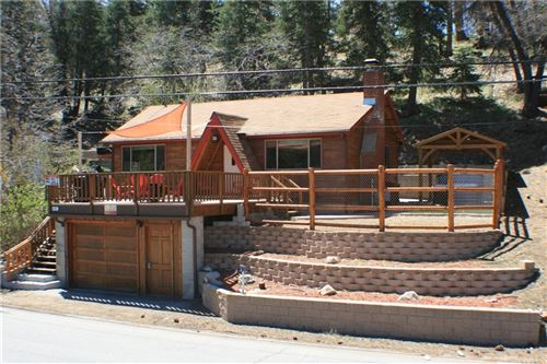 Photo of 43201 Sand Canyon Road, Big Bear, CA 92315 (MLS # CV21152725)