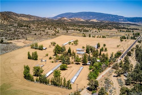 Photo of 12471 Boy Scout Camp Road, Frazier Park, CA 93225 (MLS # SR21125725)