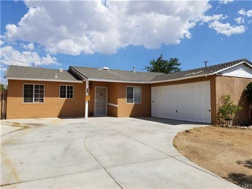 Photo of 37908 Lasker Avenue, Palmdale, CA 93550 (MLS # SR21139725)