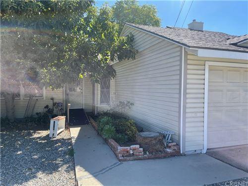 Photo of 15436 Milbank Street, Encino, CA 91436 (MLS # SR21234725)
