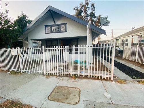 Photo of 229 W Gage Avenue, Los Angeles, CA 90003 (MLS # DW21167726)