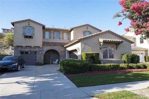 Photo of 12340 Macon Drive, Rancho Cucamonga, CA 91739 (MLS # IV21171726)