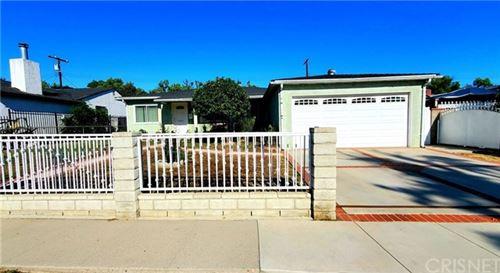 Photo of 8002 Ranchito Avenue, Panorama City, CA 91402 (MLS # SR20180726)