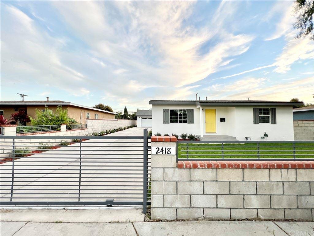 Photo of 2418 W Elder Avenue, Santa Ana, CA 92704 (MLS # TR21232726)