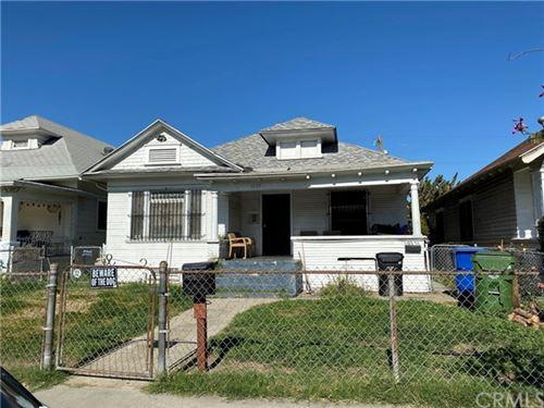 Photo of 1037 E 20th Street, Los Angeles, CA 90011 (MLS # WS20033727)