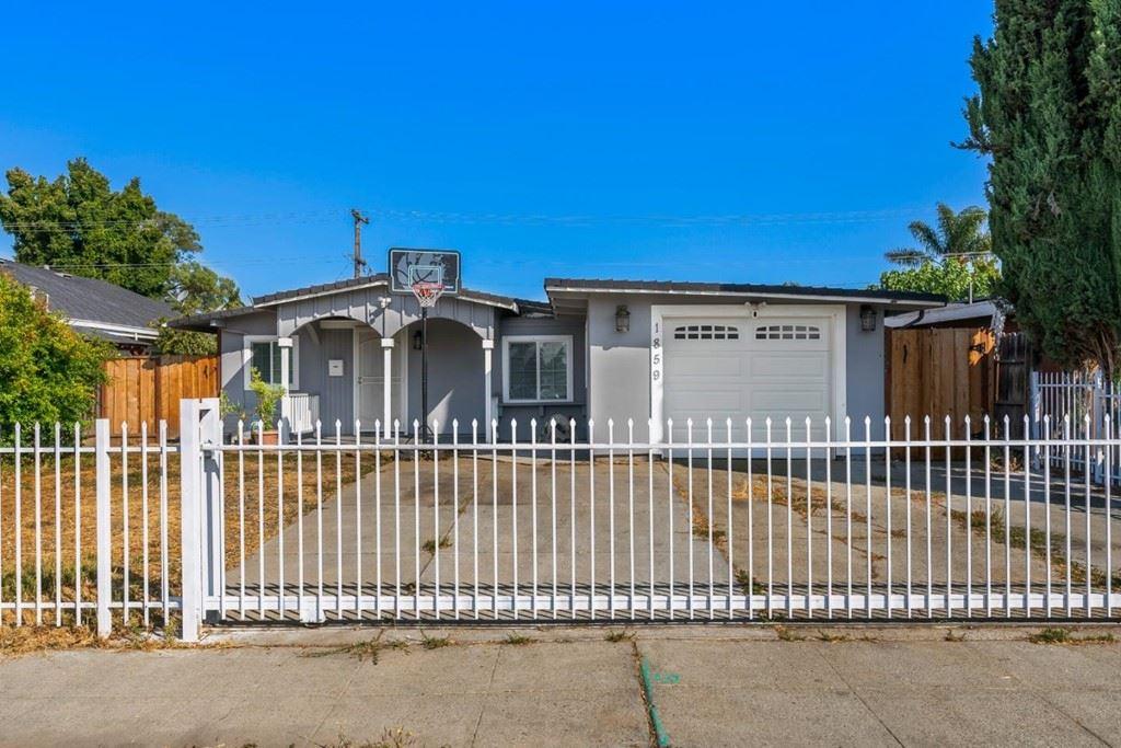 1859 La Porte Avenue, San Jose, CA 95122 - MLS#: ML81853727