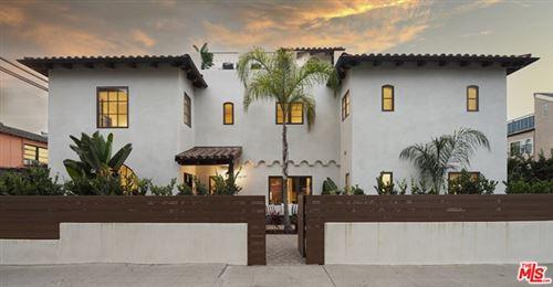 Photo of 3009 Sanborn Avenue, Venice, CA 90291 (MLS # 21724728)